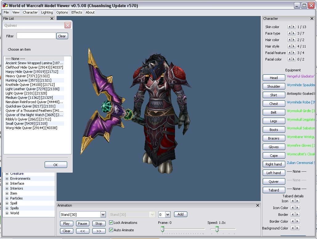 WoW Model Viewer