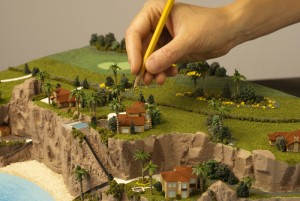 golf_course_scale_model