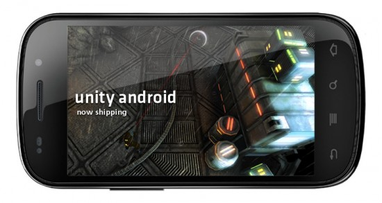 Android-Unity-Engine